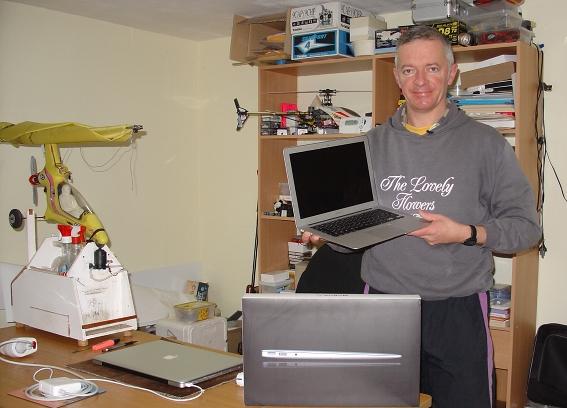 Moi et Mon MacBook Air 13`
