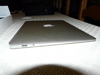 MacBook Air fermé