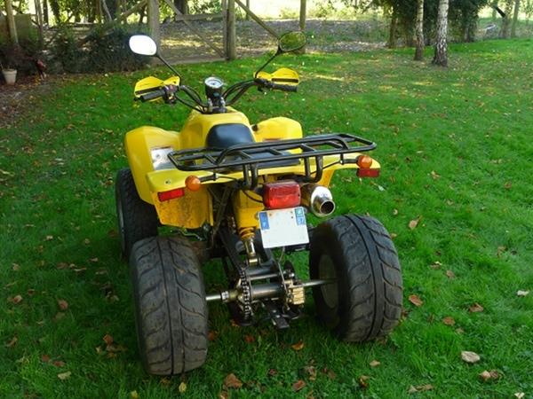 quad inox